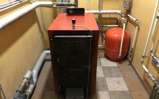 Правила эксплуатации твердотопливных котлов длительного горения с водяным контуром