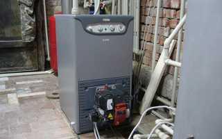 Расход топлива в дизельном котле отопления