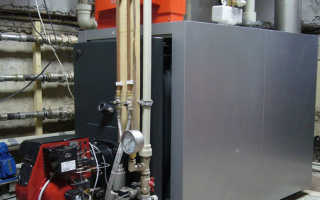 Нюансы и преимущества эксплуатации дизельных котлов отопления