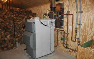 Смешанные котлы отопления на дровах и электричестве