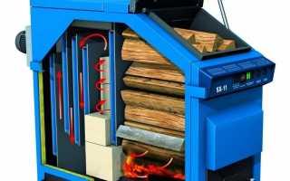 Разновидности котлов длительного горения на дровах