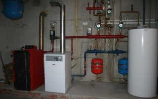 Можно ли использовать в системе отопления газовый и твердотопливный котлы одновременно
