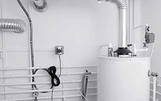 Какой должна быть вентиляция для газового котла в частном доме