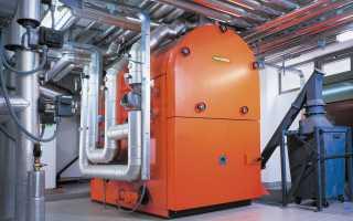 Виды промышленных газовых котлов для отопления