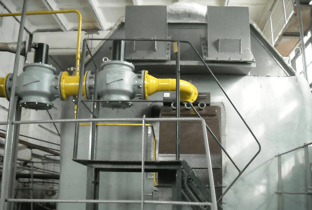 Котел КВГМ-50