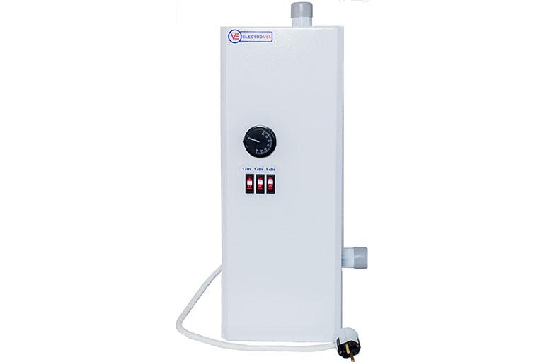 Однофазный электрокотел