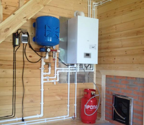 Выгодно ли отапливать частный дом с помощью электрического котла