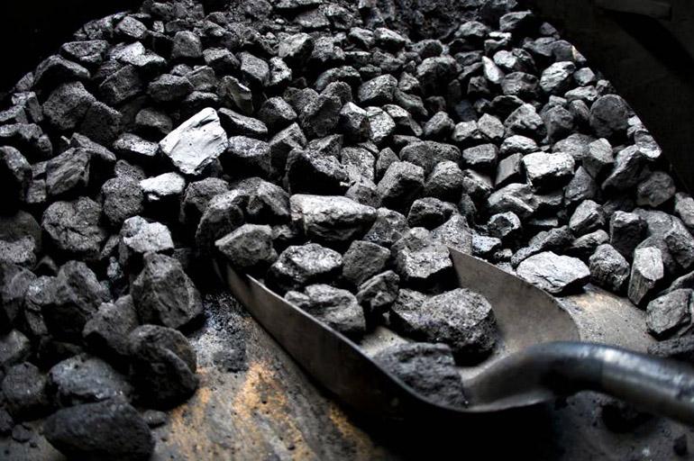 Уголь для твердотопливного котла