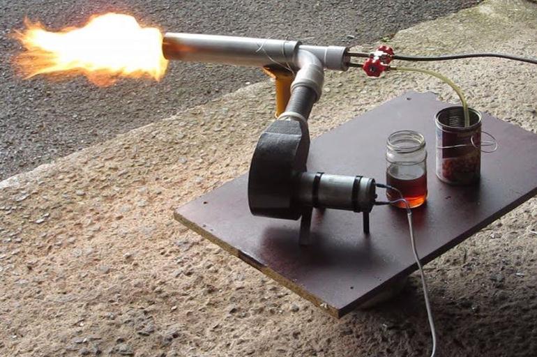 Для жидкого топлива